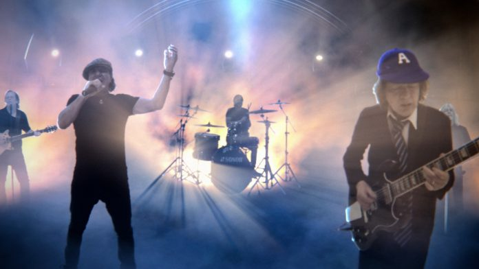AC/DC – Through The Mists Of Time video OUT NOW