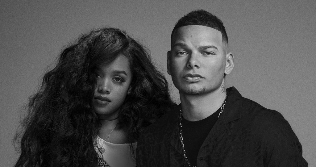 """KANE BROWN AND H.E.R. RELEASE """"BLESSED & FREE"""" TRACK AND MUSIC VIDEO"""