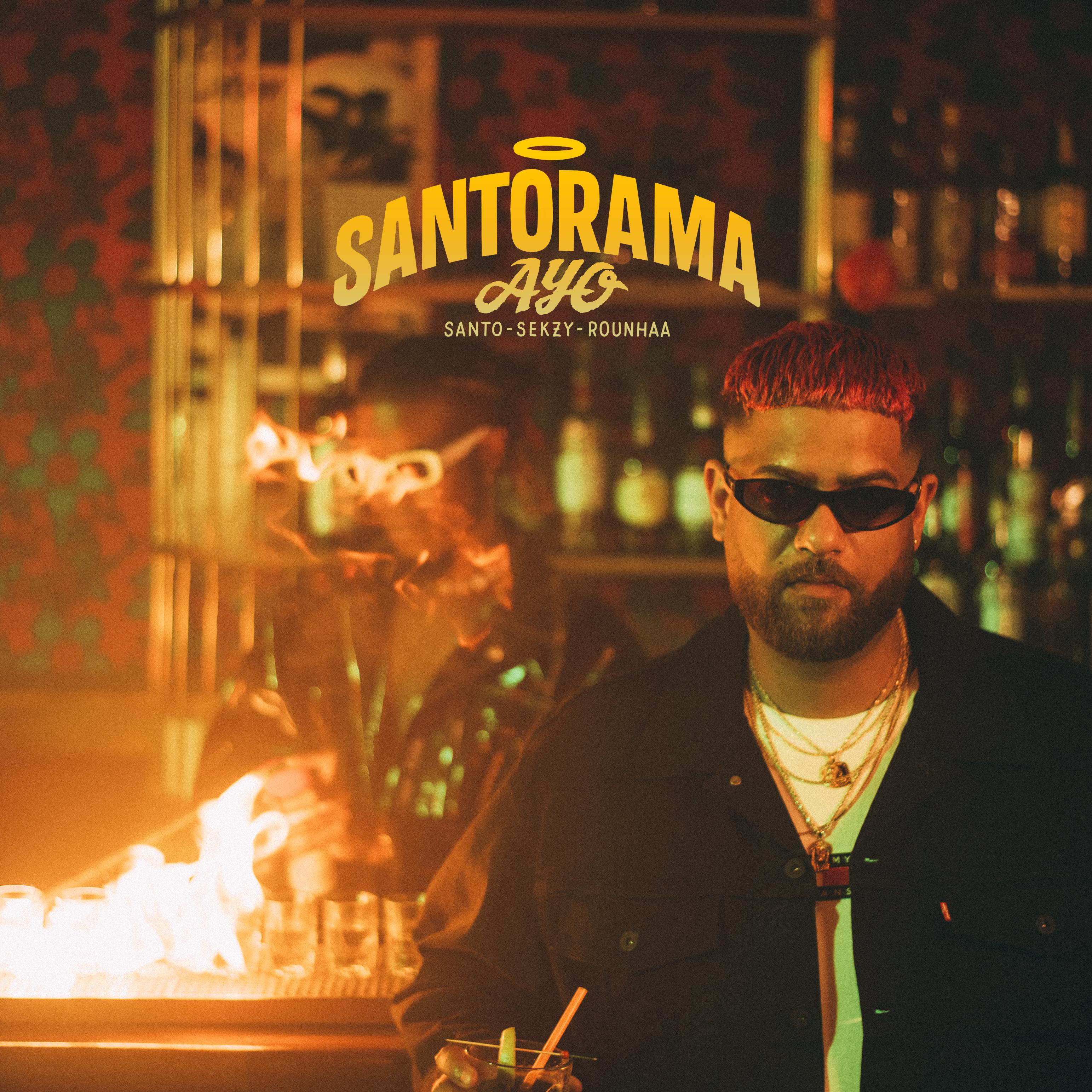 """SANTO veröffentlicht erste Single """"Ayo"""" zum kommenden Album """"SANTORAMA"""""""