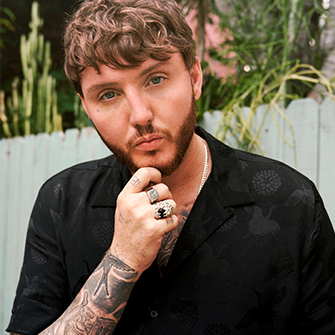 James Arthur Image