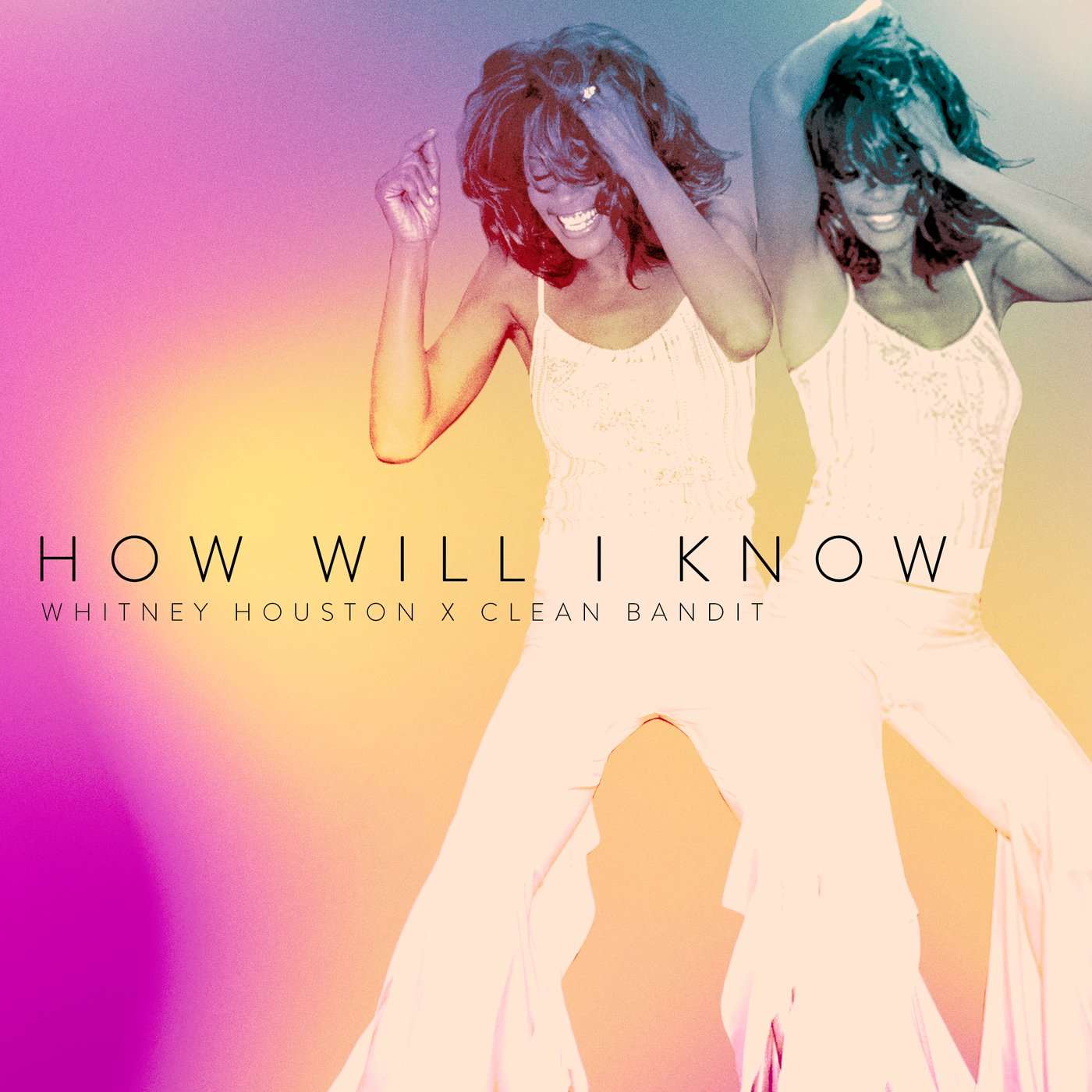 Whitney Houston & Clean Bandit