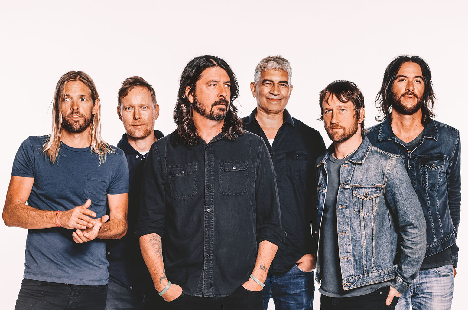 FOO FIGHTERS NEW ALBUM CONCRETE AND GOLD CEMENTS ITSELF AT THE TOP OF THIS WEEK'S ARIA ALBUM CHART