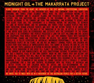 Midnight Oil reveal 'The Makarrata Project' tracklisting & drop brand new song 'First Nation'