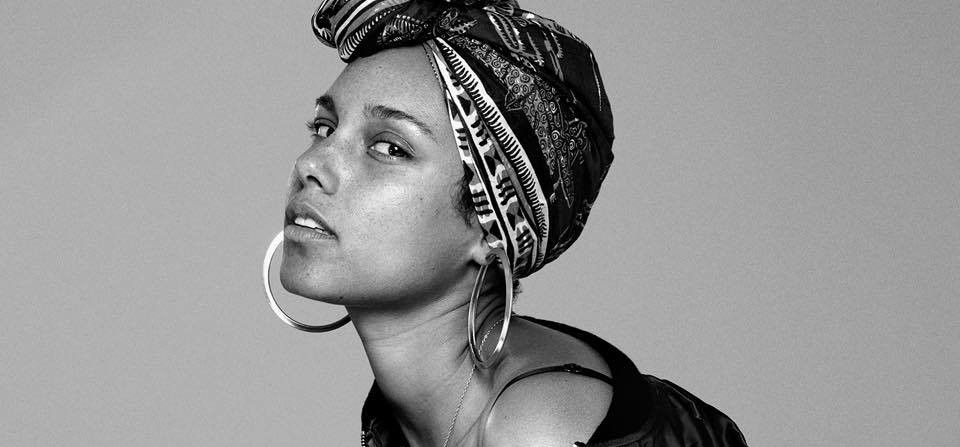 ALICIA KEYS ANNOUNCES NEW SINGLE 'IN COMMON' OUT NOW!