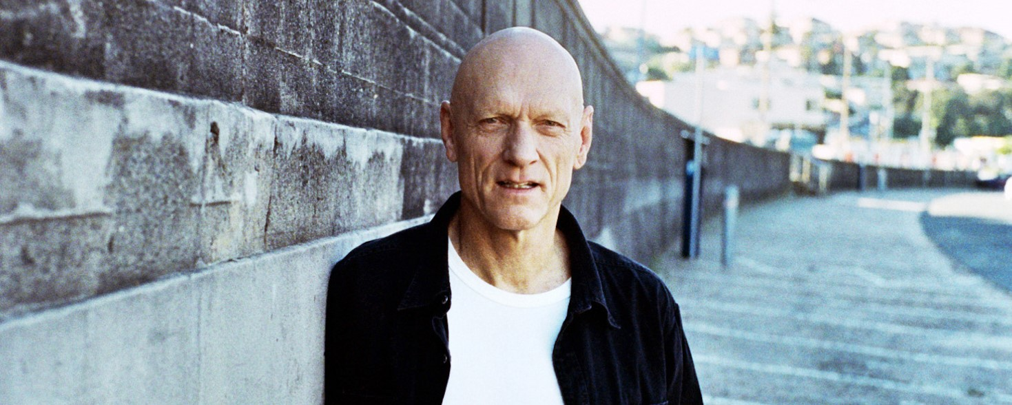PETER GARRETT RELEASES SOLO ALBUM 'A VERSION OF NOW' OUT NOW!
