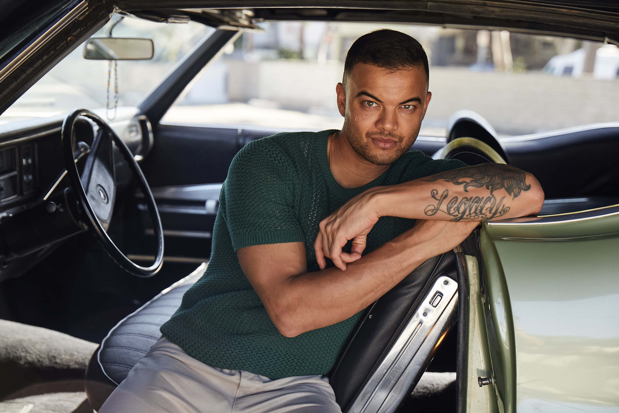 Guy Sebastian releases single 'Choir'