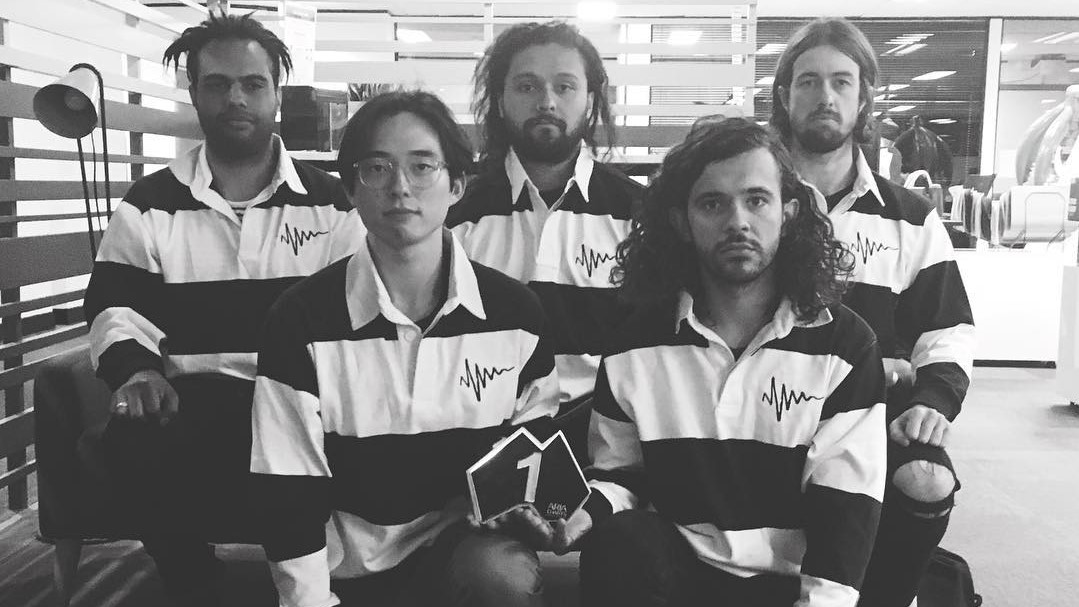 Gang Of Youths 'Go Farther In Lightness' Debuts At #1 On The ARIA Album Charts!