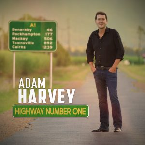Adam Harvey releases his latest single and music video for 'Highway Number One'