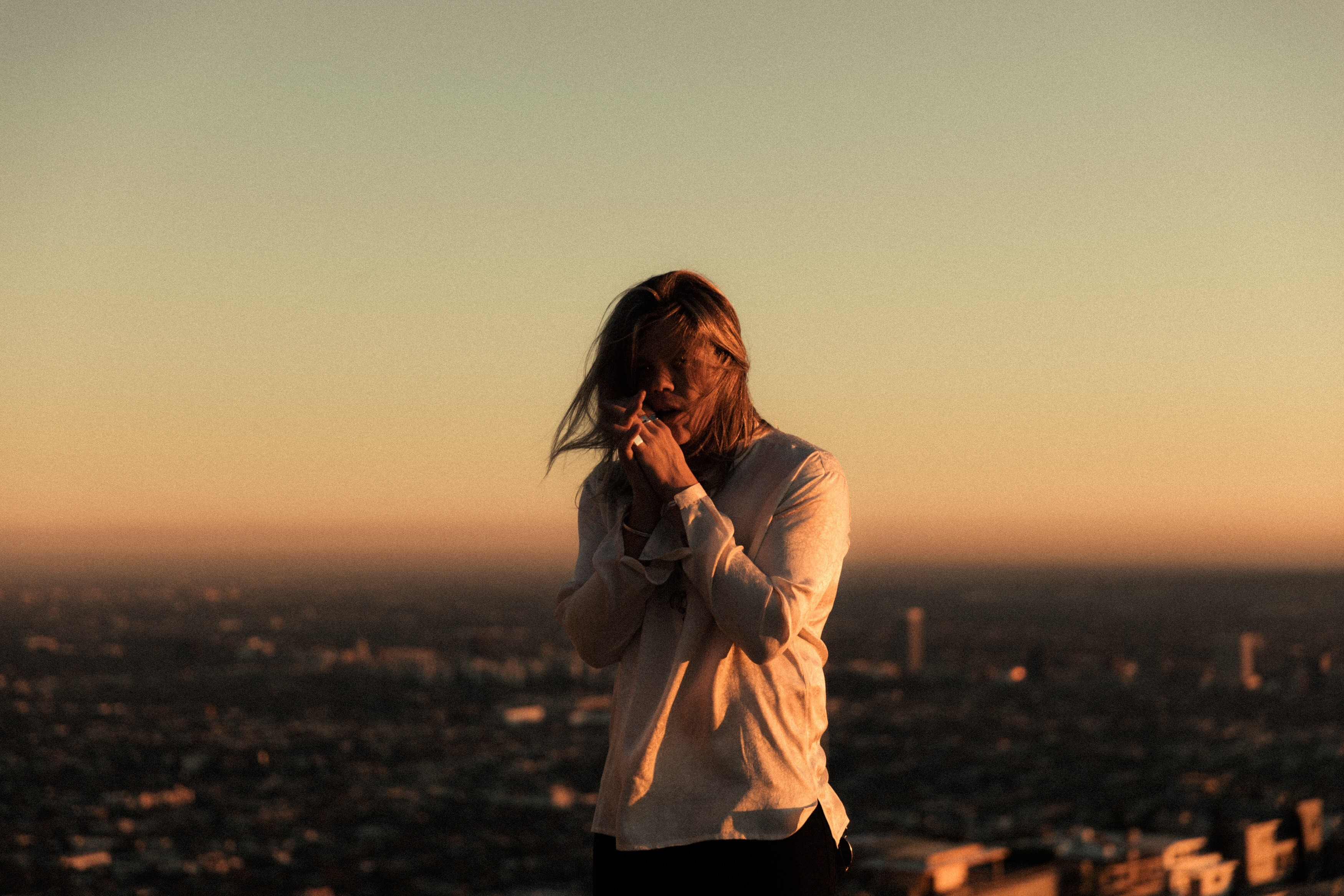 Conrad Sewell announces Australian 'Big World' Regional Tour