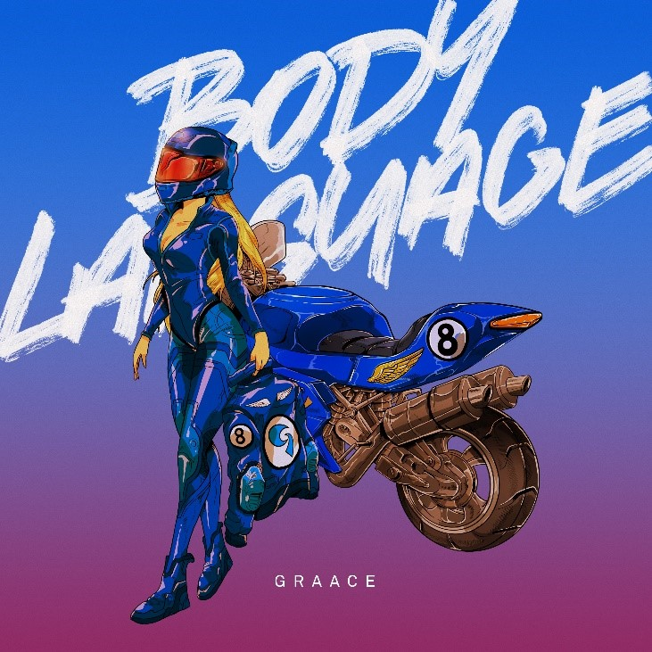 GRAACE RELEASES NEW DANCEFLOOR-POP ANTHEM 'BODY LANGUAGE'