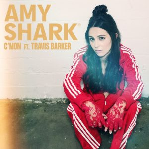 Amy Shark releases brand new single 'C'MON Feat. Travis Barker