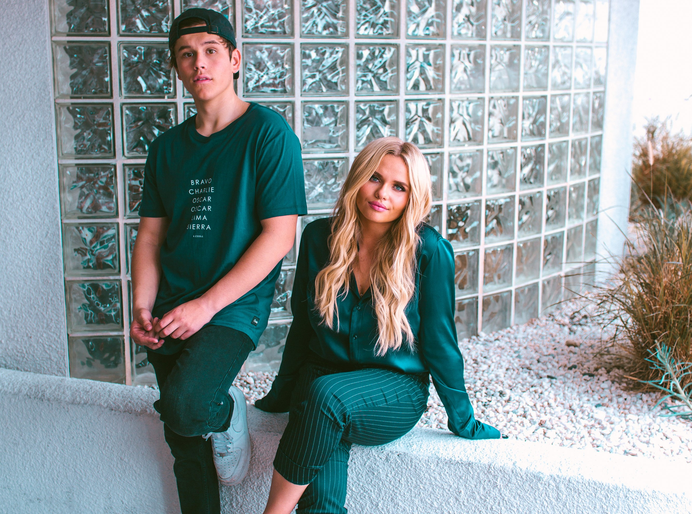 JAI WAETFORD AND ALLI SIMPSON ANNOUNCED AS HOSTS OF THE SHARESPACE!