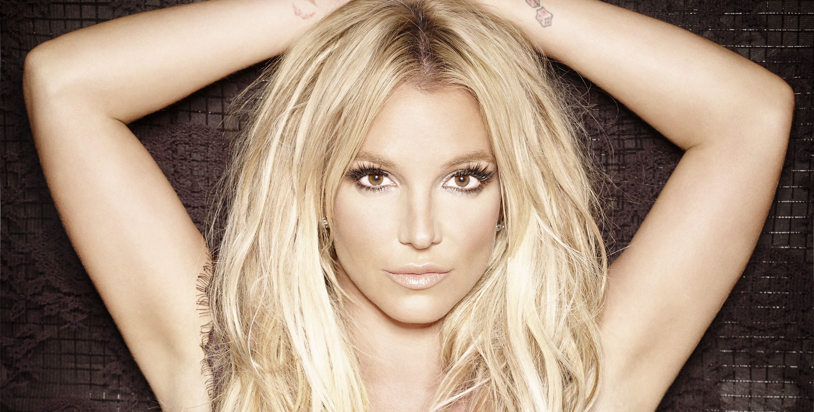 BRITNEY SPEARS RELEASES NINTH STUDIO ALBUM 'GLORY' OUT NOW!