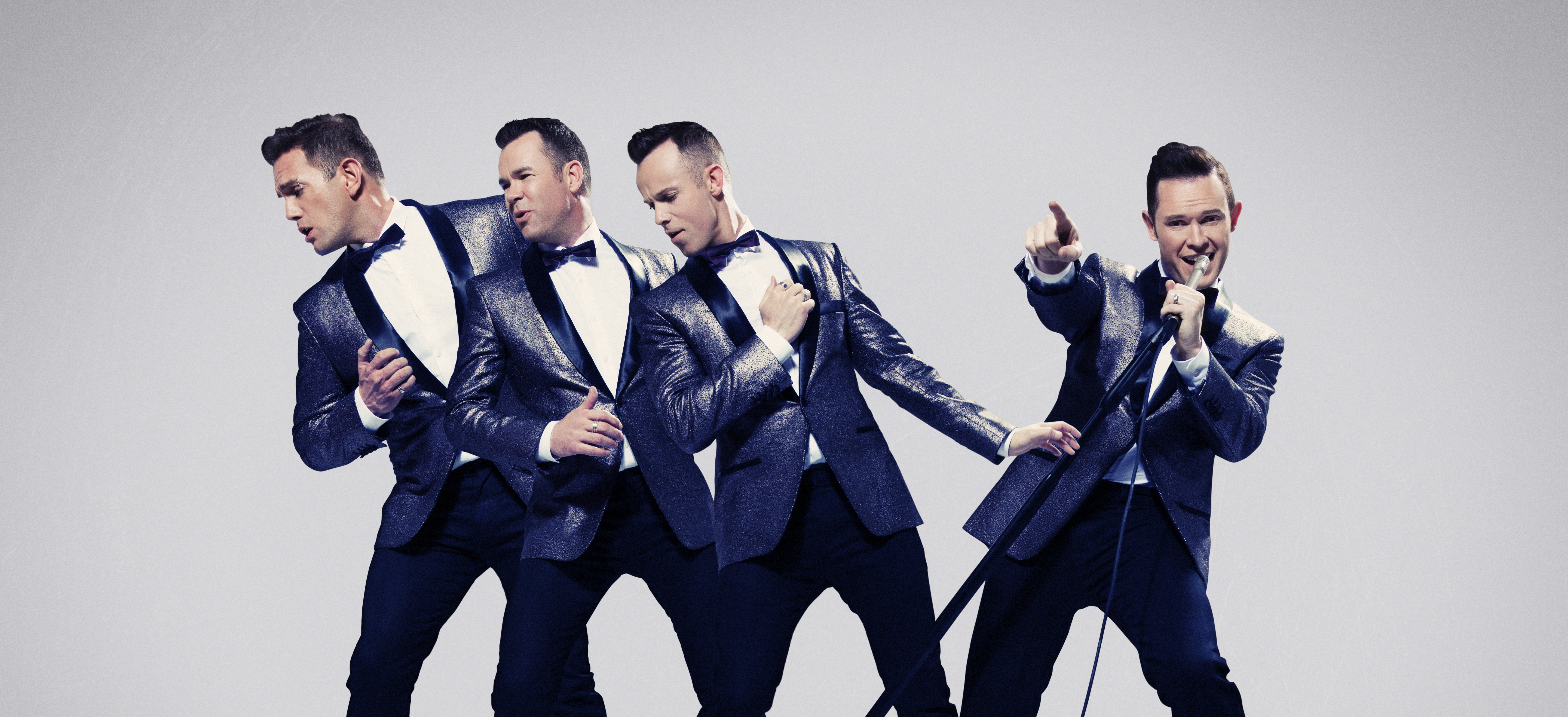 HUMAN NATURE'S ALBUM OUT NOW & TOUR ON SALE NOW!