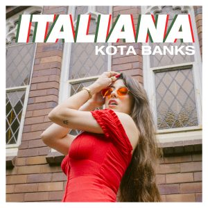 Kota Banks releases new track and video for 'Italiana'