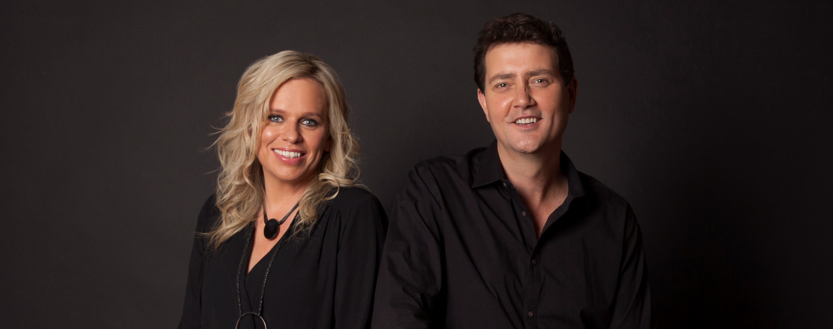 ADAM HARVEY & BECCY COLE RELEASE 'THE GREAT COUNTRY SONGBOOK VOLUME II' TODAY!