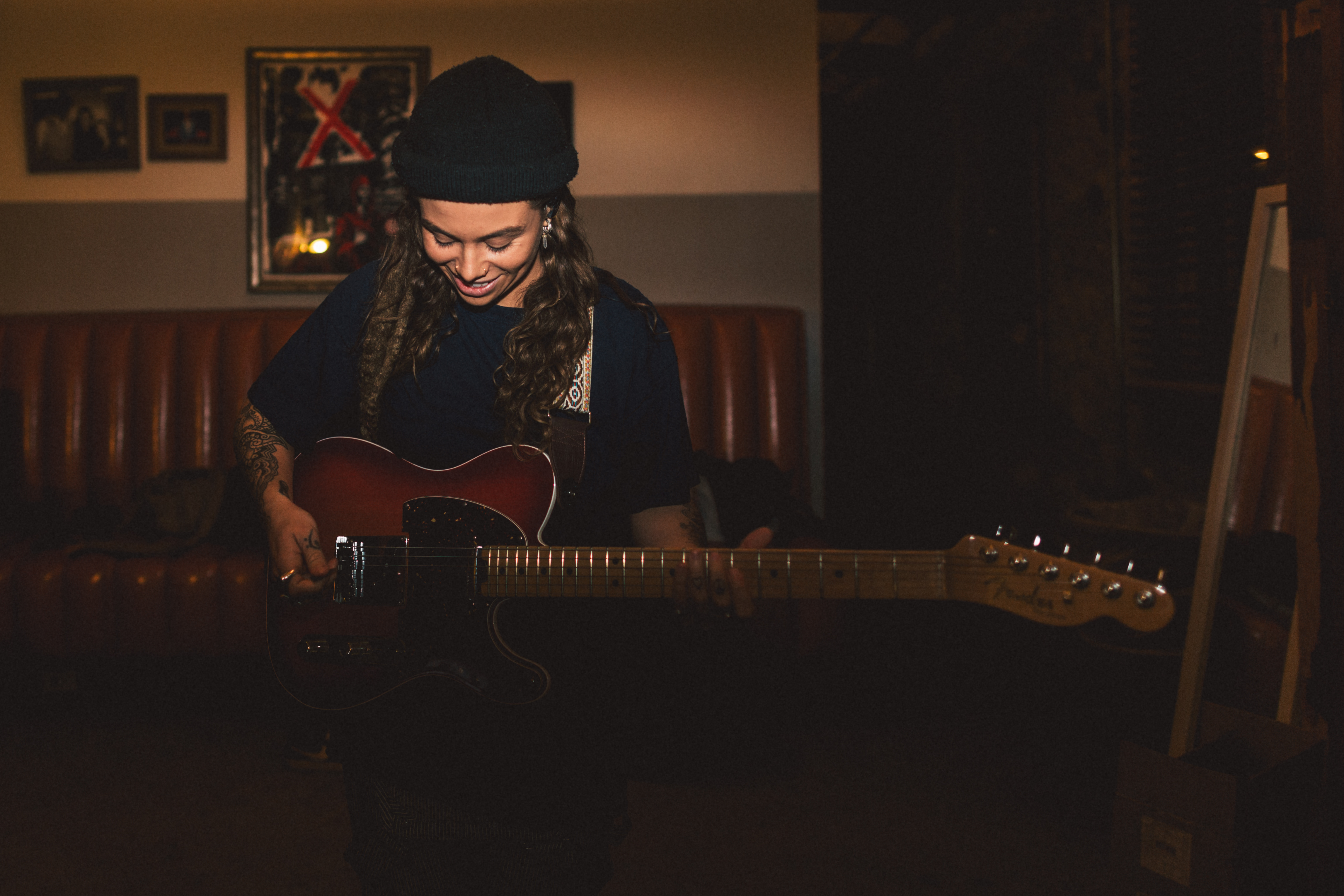 "Tash Sultana's ""Flow State""  #1 ARIA Australian Artist Album Chart debuts on charts across the globe!"