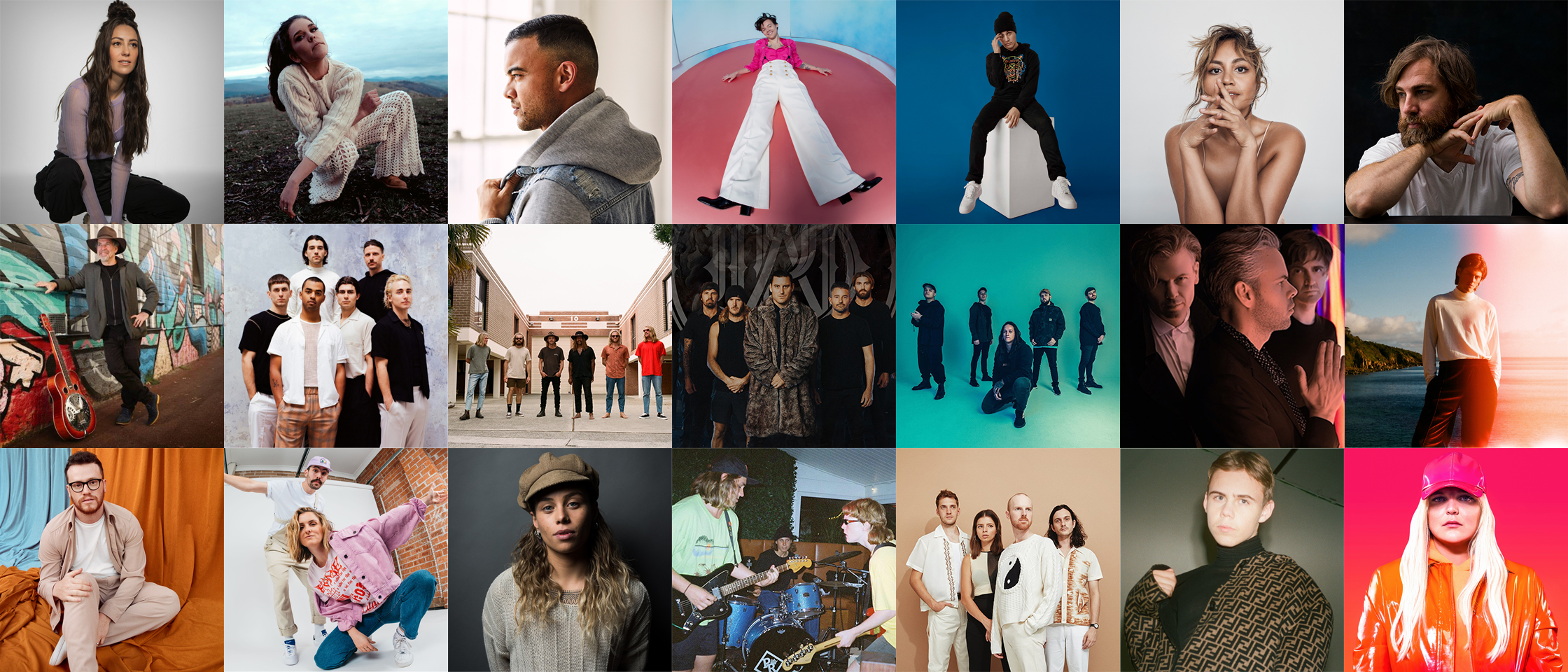 Congratulations to all the Sony Music Entertainment Australia ARIA & ARTISAN Award Nominees for 2020