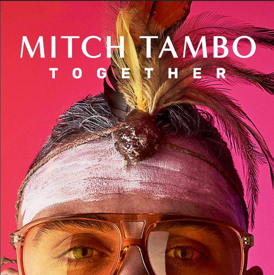 Mitch Tambo releases official 'Eurovision Australia Decides' song 'Together'