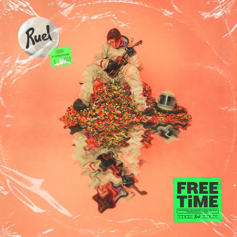 Ruel Releases Highly Anticipated New EP 'Free Time'