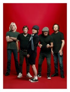 AC/DC's PWR/UP debuts at #1 on ARIA album chart