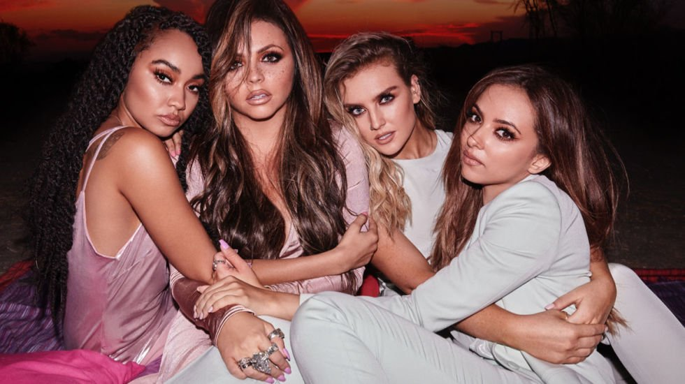 LITTLE MIX RELEASE 'SHOUT OUT TO MY EX' AND ANNOUNCE AUSTRALIAN VISIT