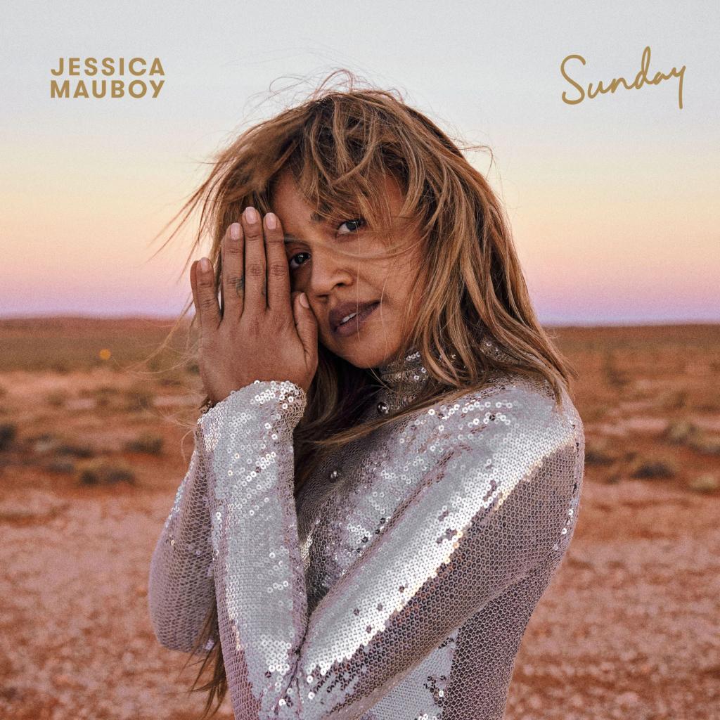Jessica Mauboy releases 'Sunday'