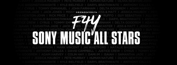 Sony Music All Stars Align for Charity Single 'With A Little Help From My Friends' Out Now!