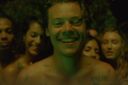 Harry Styles 《Lights Up》 MV