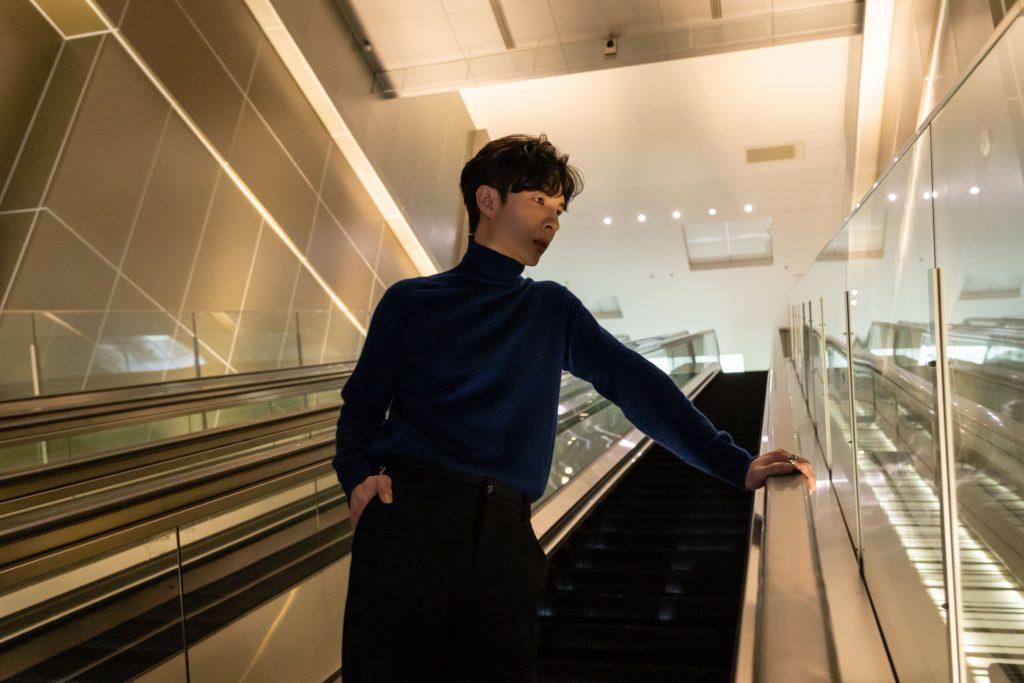 歌坛天王陈势安历经两年累积音乐能量 倾听自我心声 新单曲《心之所往》找回内心勇气