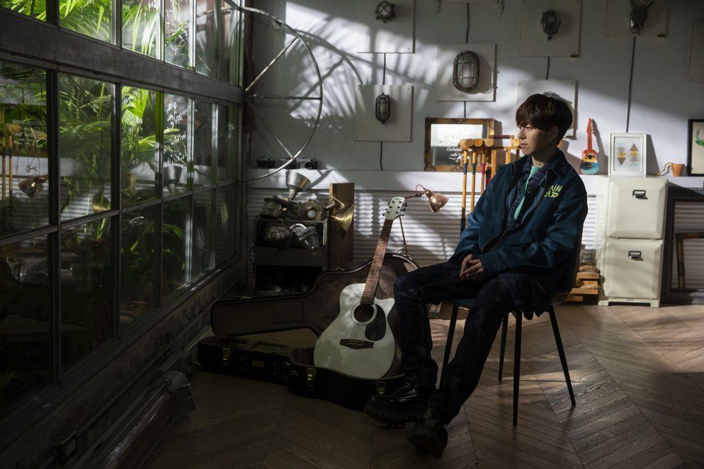 全能音乐人GJ蒋卓嘉 新歌《爱的数学家》探索难解的恋爱习题 1/13 新歌+MV同步发行
