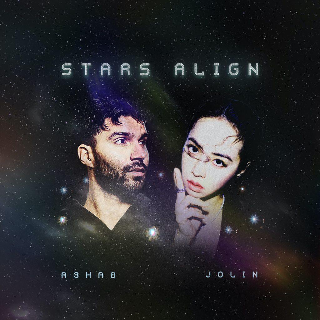 亚洲流行天后Jolin蔡依林 首度合作全球百大DJ R3HAB 共同推出全新单曲〈Stars Align〉