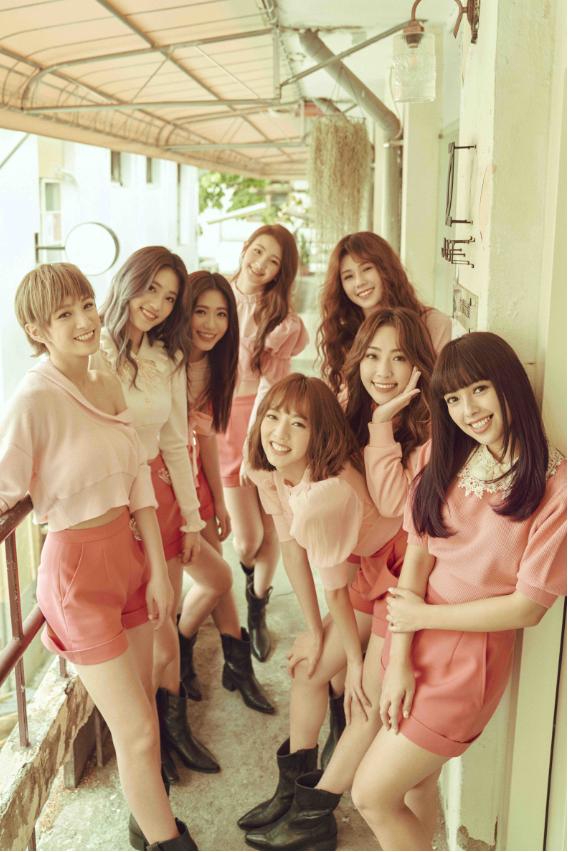 初恋系女团 PINK FUN 全新写真虚拟EP《FOREVER PINK FUM》 4/13 新歌+MV 全面发行
