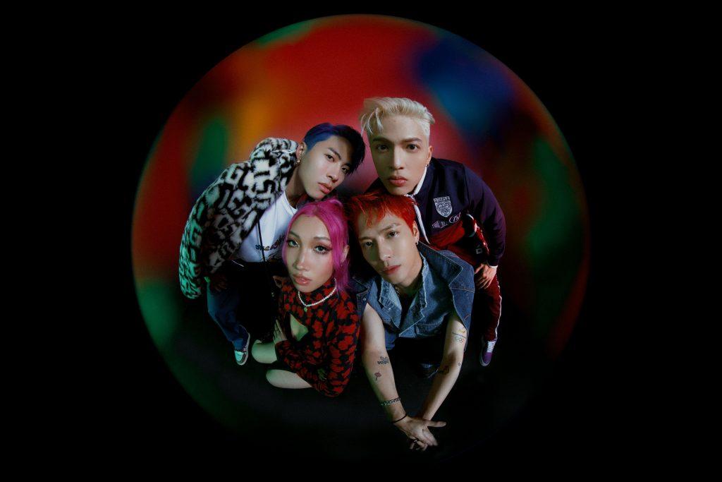 「最神秘音乐组织」PANTHEPACK正式官宣 四名成员今日全曝光