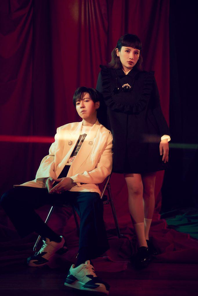 最EY组合单曲《EY》waa魏如萱亲自现身MV 操弄GJ蒋卓嘉陷入一场密室逃脱游戏