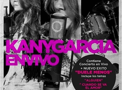 """Kany García Presenta su Álbum """"En Vivo"""" Image"""