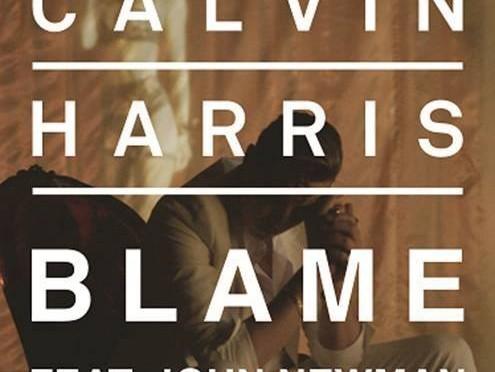 """CALVIN HARRIS LANZARÁ SU NUEVO SENCILLO """"BLAME"""" Image"""