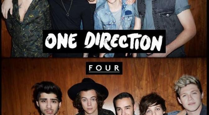 One Direction Anuncia su nuevo albúm 'FOUR' Image