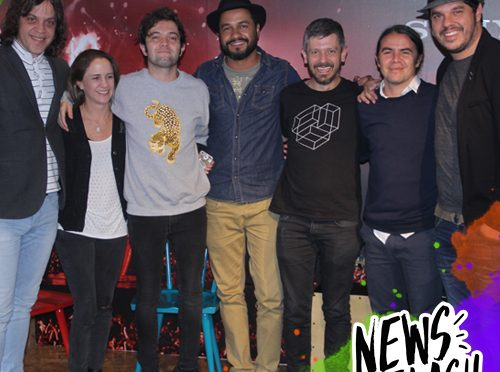 SUPERLITIO FIRMA CONTRATO DE LICENCIA CON SONY MUSIC COLOMBIA