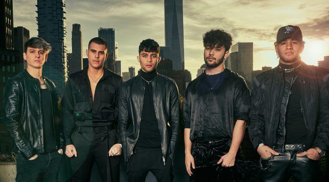 CNCO estrena su tercer álbum Déjà Vu una colección de éxitos del pasado reinventados Image