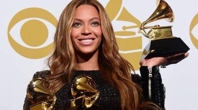 BEYONCÉ hace historia al convertirse en la artista con mayor cantidad de premios GRAMMY® Image