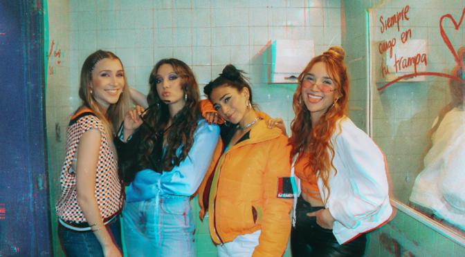 """Con su talento y versatilidad VENTINO La Girlband líder de Colombia y Latinoamérica  presenta en este 2021 """"ESTA VEZ"""" Image"""