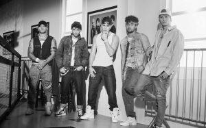 CNCO estrena el video musical de  'El Amor De Mi Vida'