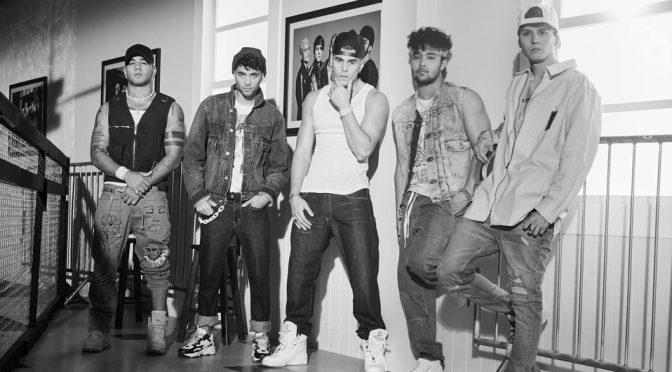 CNCO estrena el video musical de  'El Amor De Mi Vida' Image