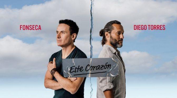 """DIEGO TORRES nos presenta su nuevo sencillo y video """"ESTE CORAZÓN"""" junto a FONSECA Image"""