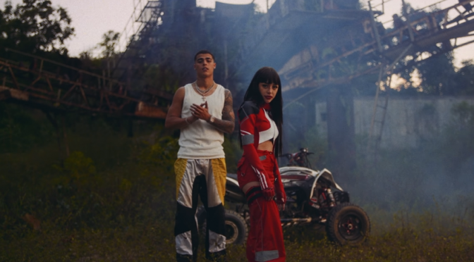 NICKI NICOLE y LUNAY  lanzan 'NO TOQUE MI NAIK' Image