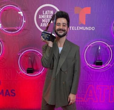 Los Artistas De Sony Music Brillan En Los LATIN AMERICAN MUSIC AWARDS (LATIN AMAS) 2021 Image