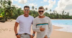 CARLOS VIVES y  RICKY MARTIN los artistas ganadores del  GRAMMY® lanzan 'CANCIÓN BONITA'
