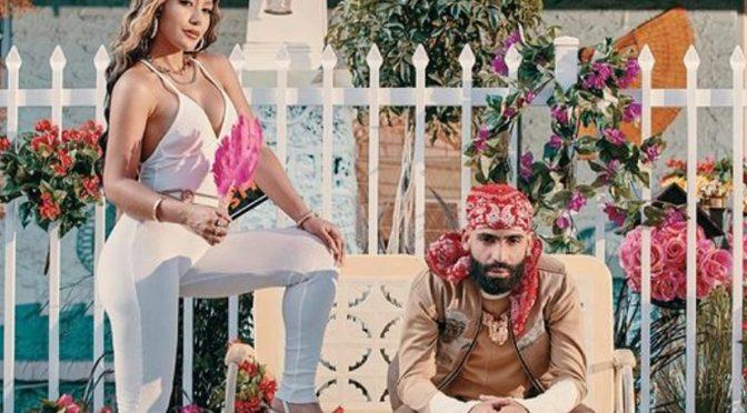 FARINA y  ARCÁNGEL estrenan su anticipado EP visual FLOWRES Image