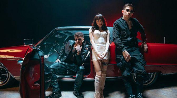 """PEDRO CAPÓ, NICKI NICOLE y  DE LA GHETTO exploran emociones intensas en su sencillo y video  """"TU FANÁTICO REMIX"""" Image"""